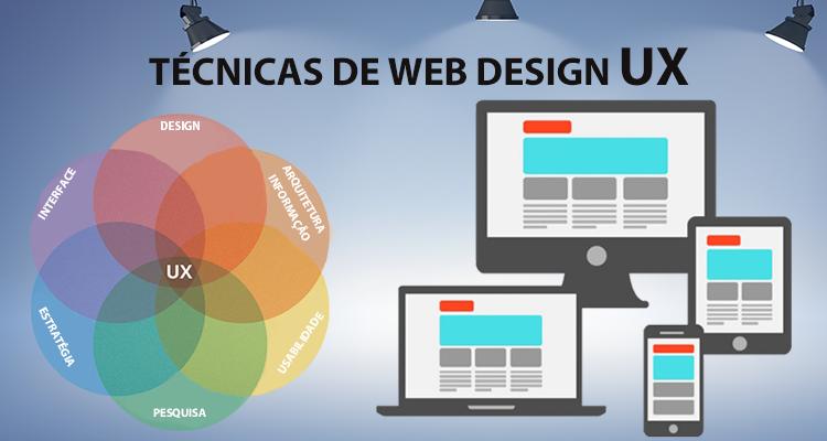 Técnicas de Web Design UX