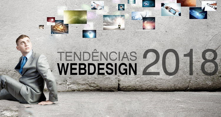 Principais Tendências de Web Design para 2018